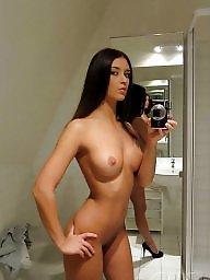Big nipples, Selfie