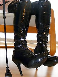 Mistress, Boots, Crotchless