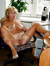 Mature stockings, Mature stocking, Amateur mature, Russia