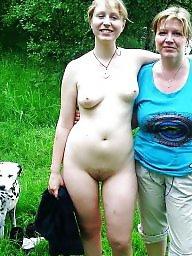 Amateur lesbians, Old young