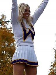 Dicks, Cheerleader, College, Cheerleaders
