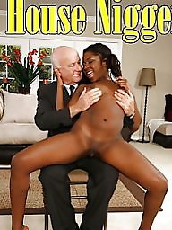 Cock, Cocks, Black and white, Interracial