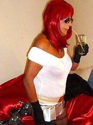 Thinks, Think you, Think u, Redhead flashing, Redhead flash, Readhead mature