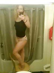Blonde milf, Milf ass
