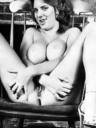 Vintage boobs, Vintage, Spread