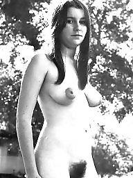 amateur Vintage hairy