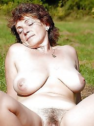 Mature, Hairy, Hairy mature, Pussy, Big tits, Mature pussy