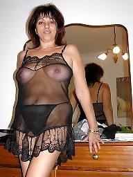 Mom, Moms, Lingerie, Mature lingerie