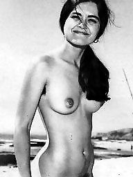 Nudist, Retro, Vintage hairy