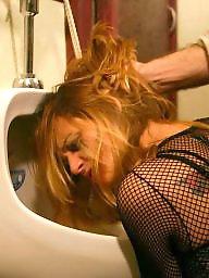 Toilet, Tied