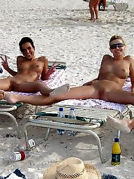 Nude beach, Group, Nude, Groups, Nude group