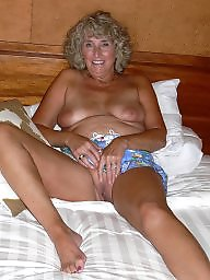 Blond mature, Aunt, My aunt, Mature blonde