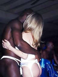 Mature interracial, Interracial milf