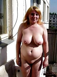 Outdoor, Outdoors, Bbw outdoor, Bbw milf