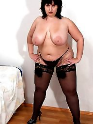 Bbw mature boobs