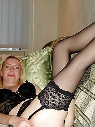Mature stockings, Neighbour, Amateur mature, Mature stocking