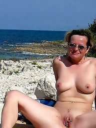 Outdoors, Mature outdoor, Mature shower, Mature outdoors, Amateur pussy, Outdoor