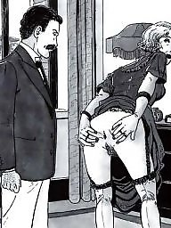 Cartoon bdsm, Group sex, Art, Bdsm art, Sex cartoons, Cartoon sex
