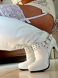 White stockings, White stocking amateurs, White stocking, White matures, White amateur, Stockings white