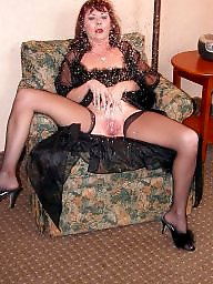 Squirting, Squirt, Horny milf