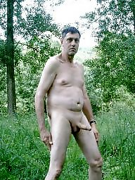 Men, Outdoors, Naked, Outdoor
