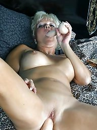 Mature pussy, Toys, Mature, Pussy, Short hair, Vintage