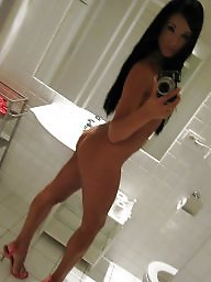Flashing asians, Flashing asian, Flash black, Blacks asian, Black haired, Black hair