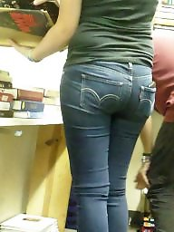 Tight jeans, Hidden cam, Jeans, Butt, Sexy ass, Nice ass