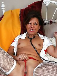 Melina d, Olderwomanfun stockings, Olderwomanfun, Melina, Mature stockings, Stocking milf