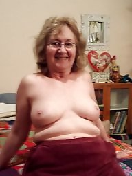 Photo nude granny