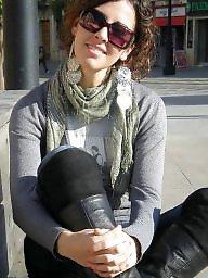 Bella p, Brunette amateur blowjob