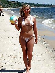 Titted beach, Tits beach, Tit beach, Blondes beach, Blonde beach, Beach tits