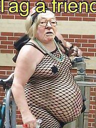 Bbw granny, Granny amateur