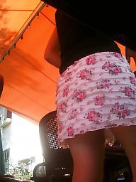 Teen upskirt, Mini skirt, Teen skirt, Skirt