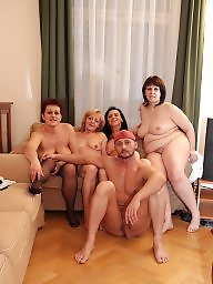 Mother, Group sex, Sharing, Mothers, Mature sex, Shared