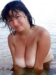 Beach mature, Mature beach, Mature outdoors, Outdoor, Mature outdoor, Mature shower
