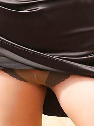 Nylons, Nylon stockings, Nylon, Upskirt stockings