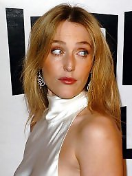 Redheads celebrity, Redhead blonde, Anderson, Gillian anderson, Redhead celebrity