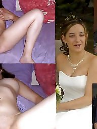Young amateur, Brides, Old young, Bride, Naked, Young and old