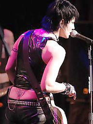 Jett, Joan c, Joan jett, Mature celebrity