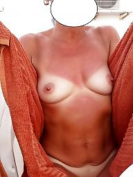 Tanning, Tanned line, Tanned milf, Tanlies, Tan lines milf, Tan lines