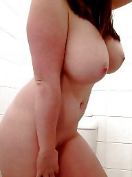 Huge tits, Natural