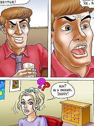 Cartoons, Seduced, Seduce, Amanda