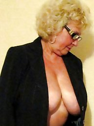 Granny, Granny boobs, Mature, Grannies, Sexy granny
