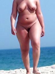 Nude beach, Bbw beach