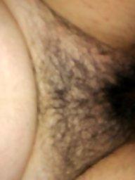 Mature hairy