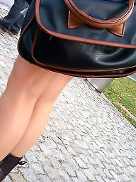 Shoes, Candid, Nylons