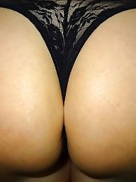 Mature panties, Black mature