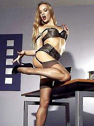 Mature stockings, Skirt