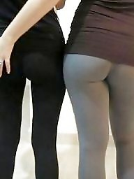 Leggings, Teen ass, Leggings ass